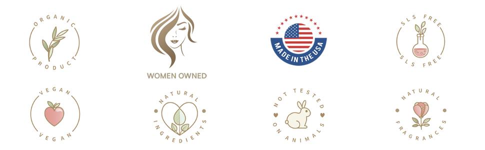 Gillys organics icons
