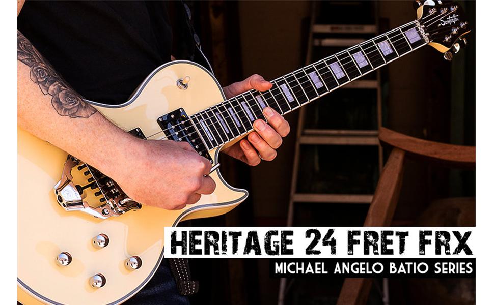 24 Fret FRX (Main Banner)
