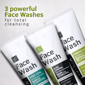 3 powerful face washes for total cleansing