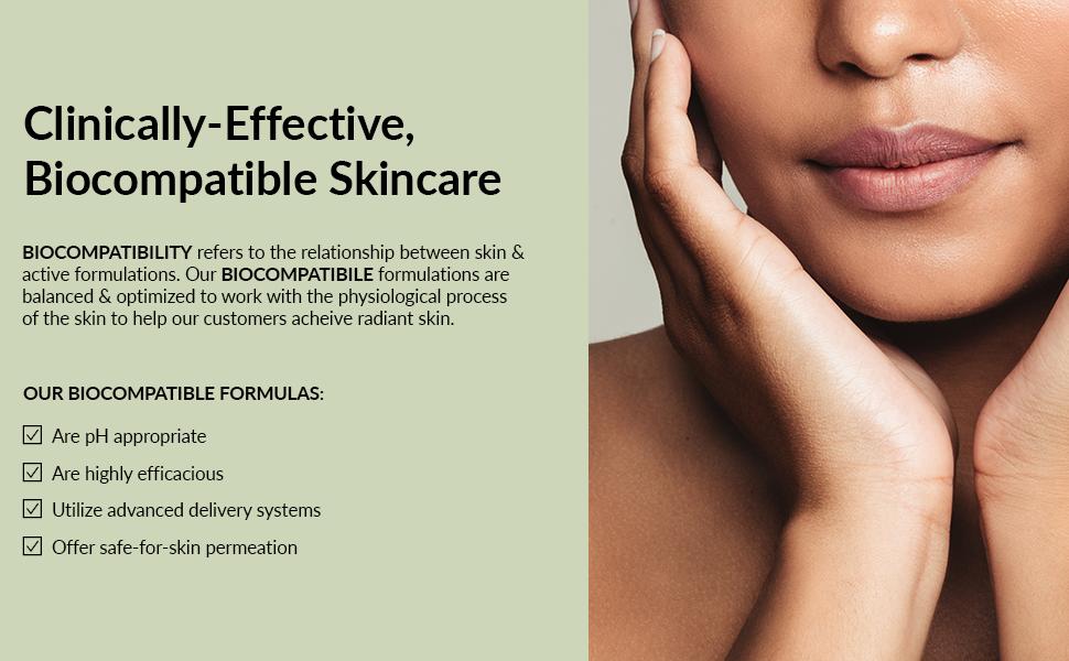 Biocompatible Skincare