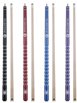set of 4 cue sticks