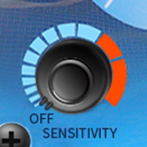 sensitivity metal detector
