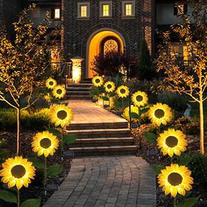 sunflower lights
