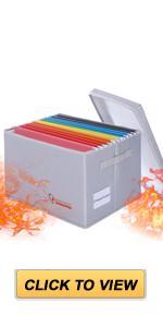 Fireproof File Box 150
