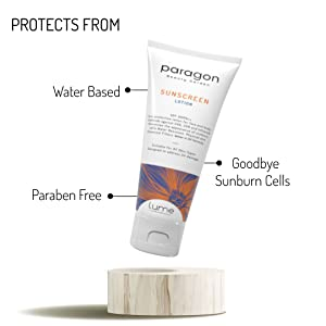 Lume Sunscreen Lotion SPF 30 | PA++ by Paragon Beauty Garden