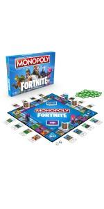 Monopoly, Fortnite