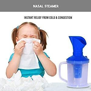 Face, Nose, and Cough Steamer