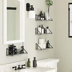 bathroom storage shelf over the toilet shelf bathroom organization and storage solution