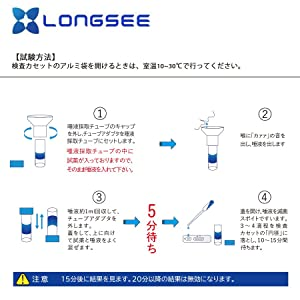 抗原検査キット使用方法