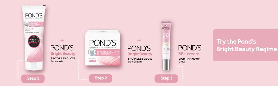 POND'S Bright Beauty Spot-less Glow Face