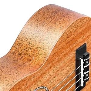mahogany ukulele 21 inch