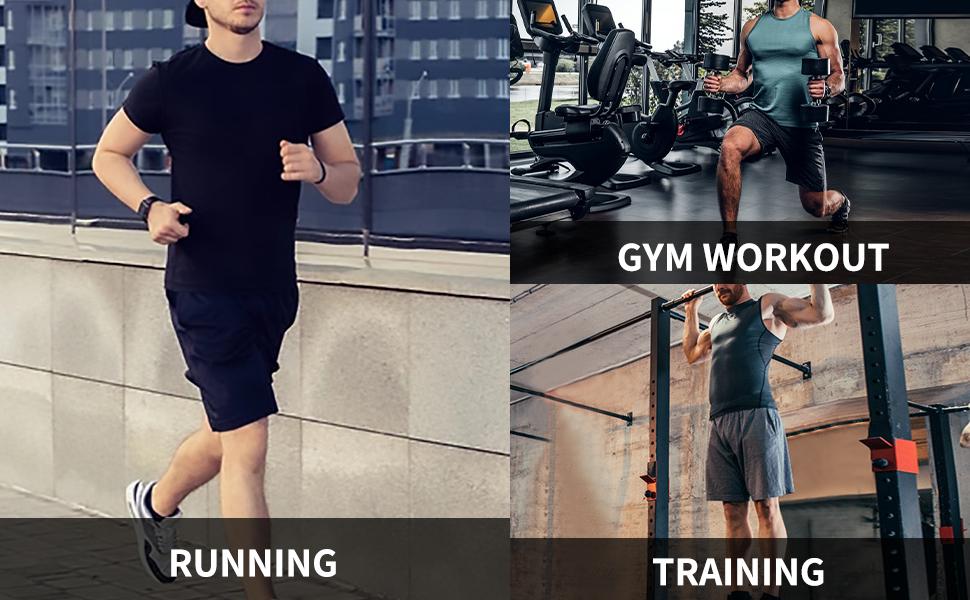 men's athletic shorts black shorts men mens sweat shorts