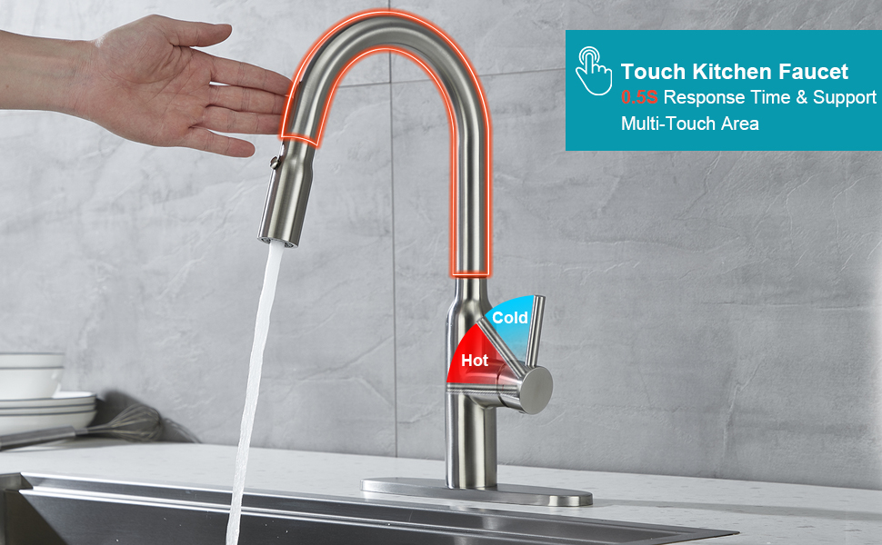 kitchen faucets for sink,kitchen faucets with pull down sprayer,touch kitchen faucet,rv faucet