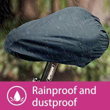 Rainproof and dustproof