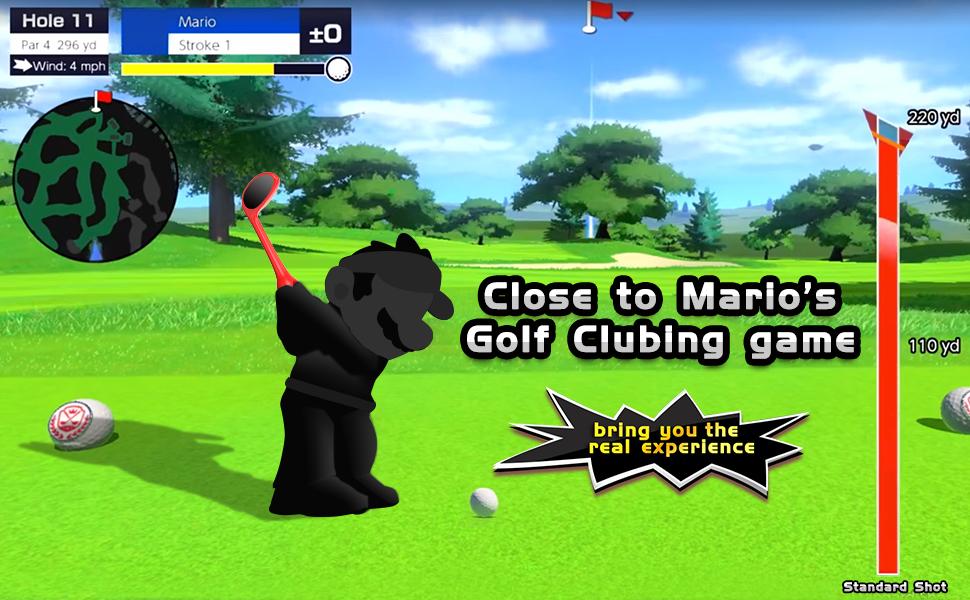 Switch Golf club