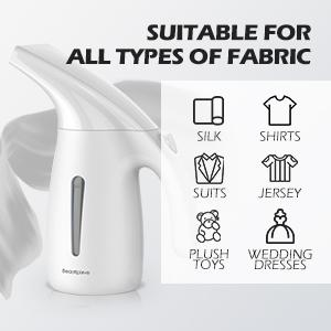 Impeccably Ironed, Clean and Get A Wrinkle-free Clothes in Minutes.