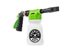 Foam blaster