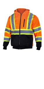 safety sweatshirt hoodie