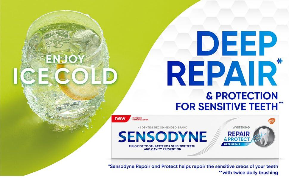 Sensodyne Repair & Protect Deep Repair Whitening