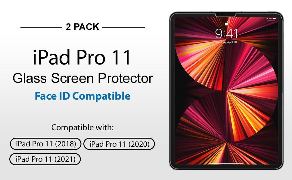 iPad Pro 11 2021 Screen Protector