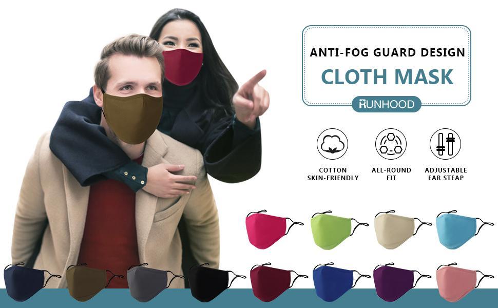 Cloth Face Mask Washable