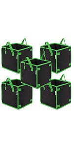 Square Grow Bags