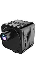 Flashandfocus.com dcdc7461-ae2e-40d3-962e-0d45de5694d0.__CR0,0,150,300_PT0_SX150_V1___ Mini Spy Camera WiFi Small Wireless Baby Monitor Home Security Surveillance Nanny Cam with Live Feed Phone APP Night…