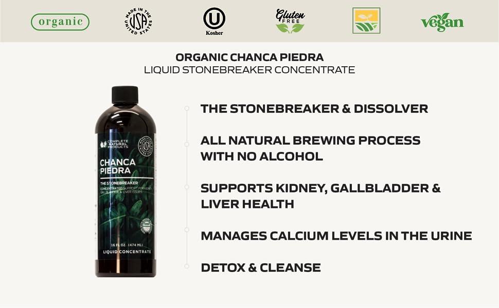Chanca Piedra Kidney Stones