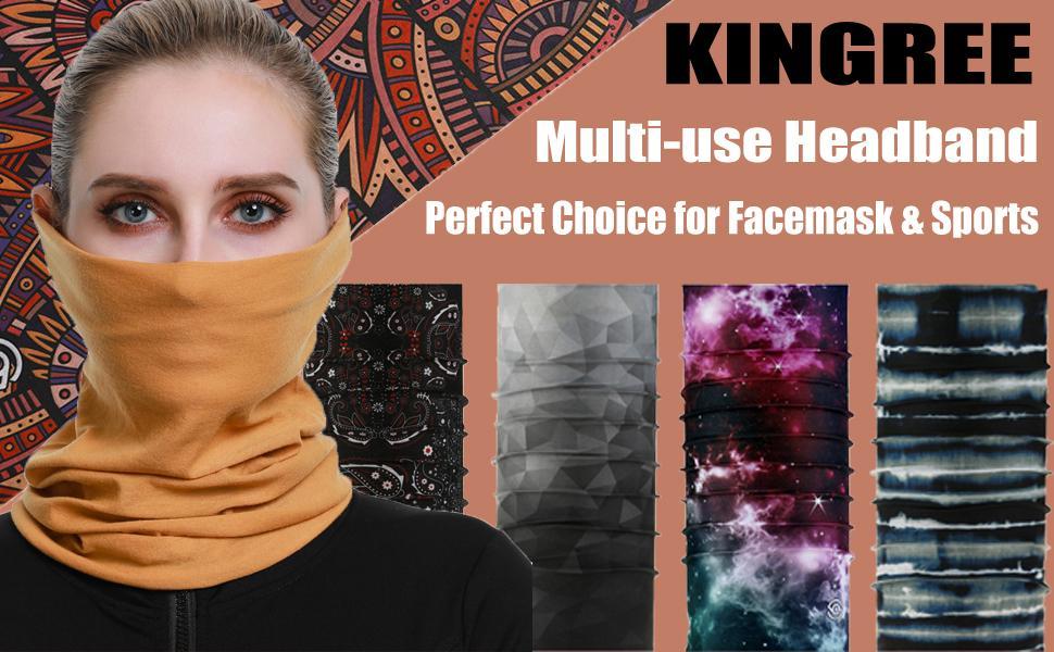 Multi-function Headband Banner