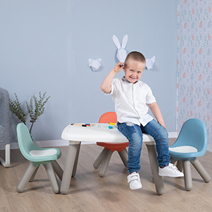 Smoby Mobilier Enfant Kid Chaise Chair