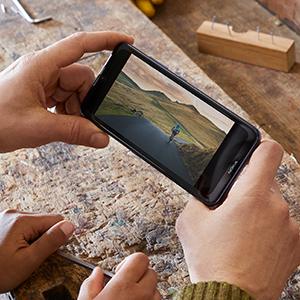 Nokia 1.4 big screen