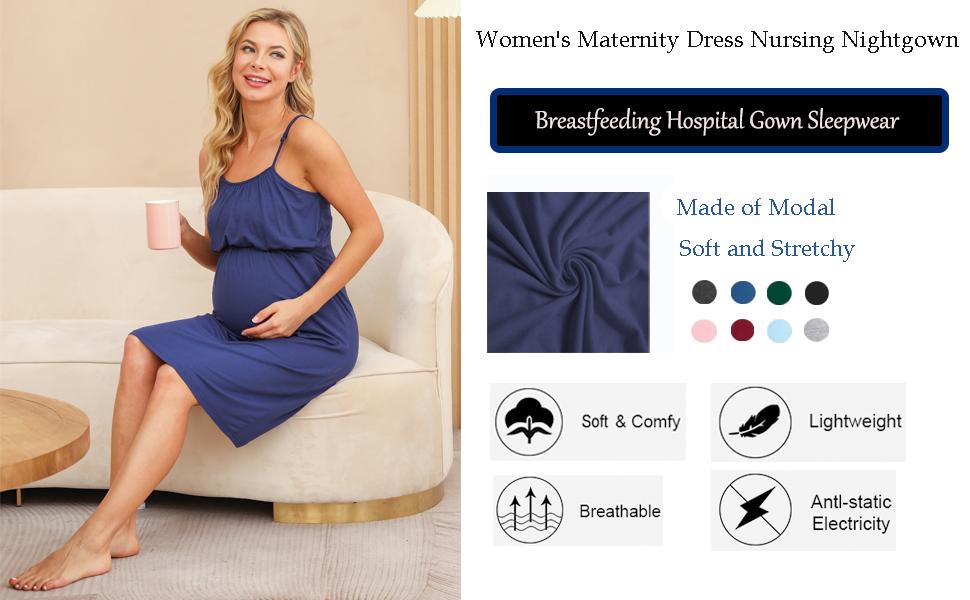 Women's nursing dress