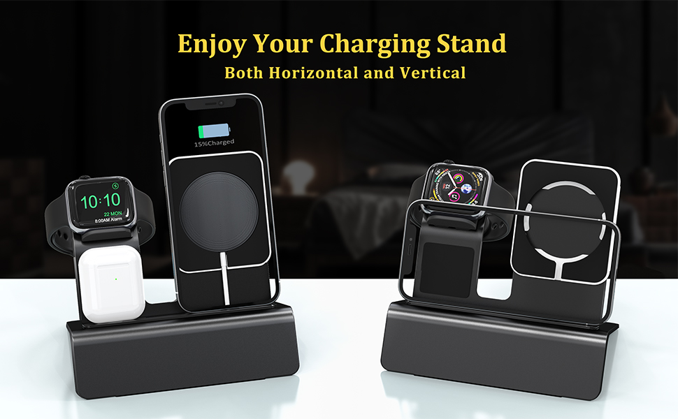 charging station for apple products