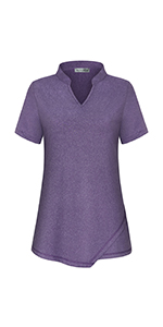 golf tennis polo shirts for women