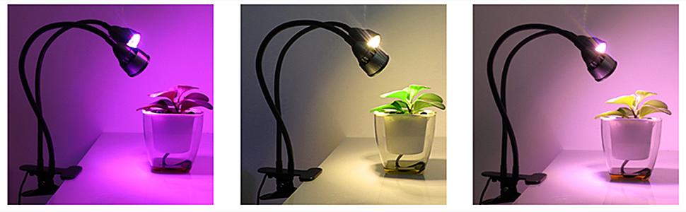 sunlike grow light for indoor plants