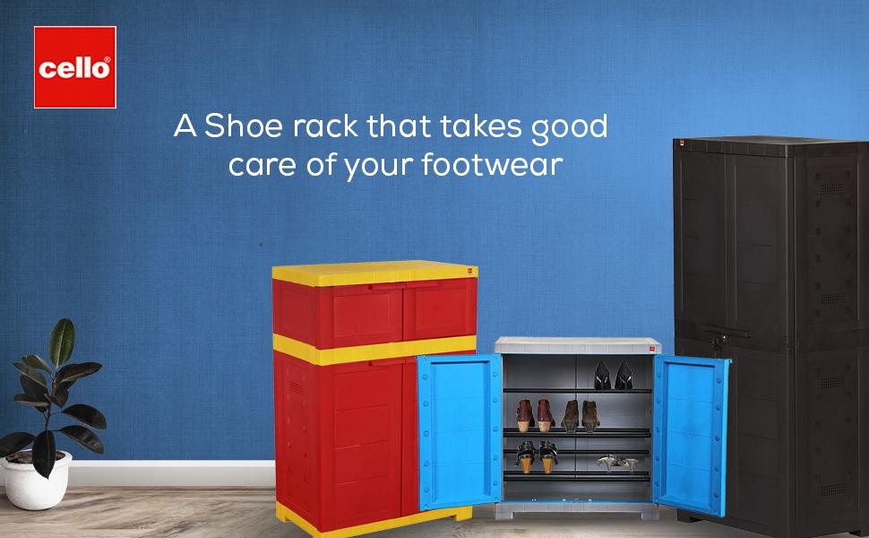shoe rack, shoe storage, shoe stand, plastic shoe rack, cello shoe rack