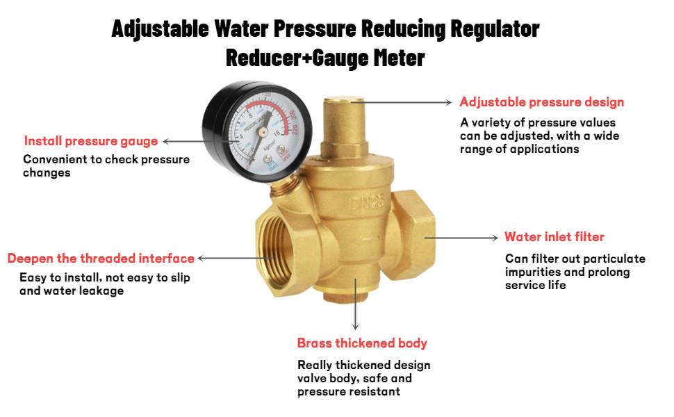 water pressure reducer pressure reducer water pressure reducer