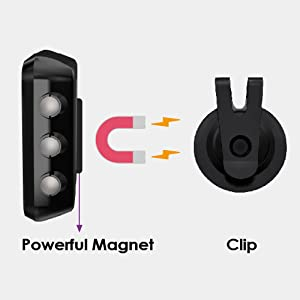 Magnet magnetic golf gps devices