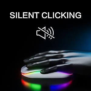 silent click wireless mouse for mac laptop wireless mouse noiseless mouse silent computer mouse
