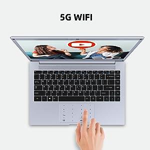 5G WiFi laptop