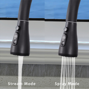 Stream & Spray mode
