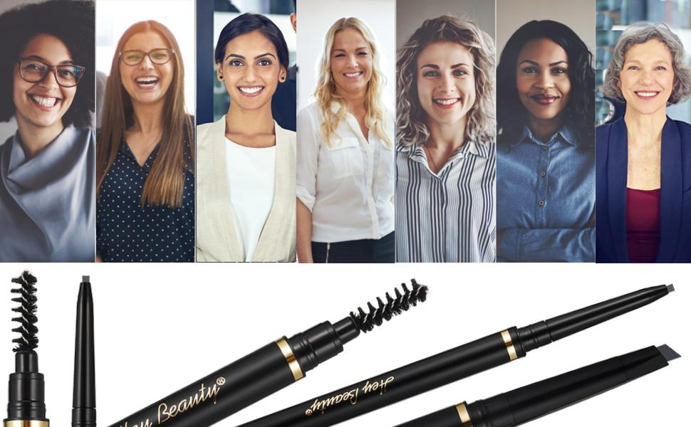 Suitable for different professional women with different skin tones