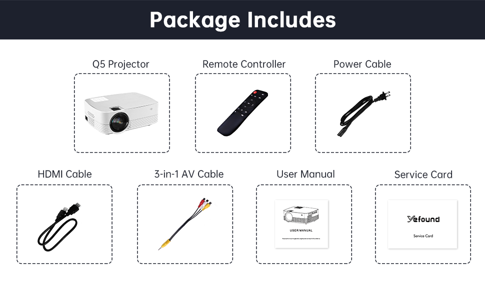 projectors for laptops