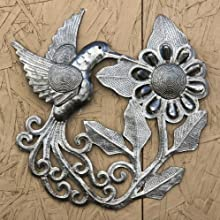 Metal Hummingbird