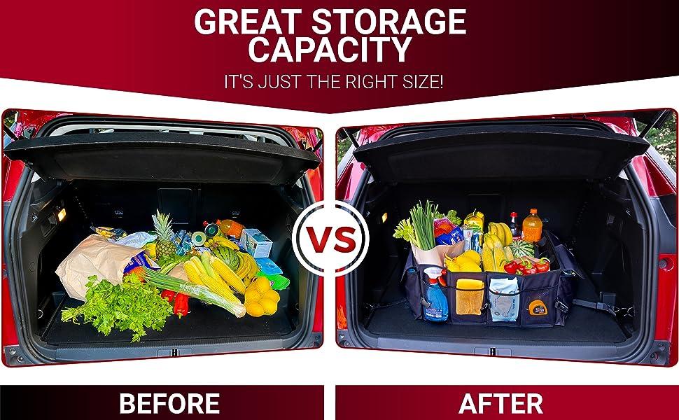 car trunk organizer trunk organizer for car women trunk storage organizer for car organizer trunk