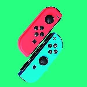 nintendo-switch-joy-con-red-blur