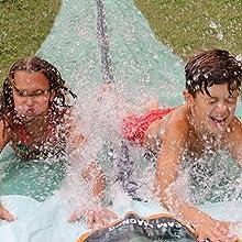 slip and slide xk double lane for 2 kids