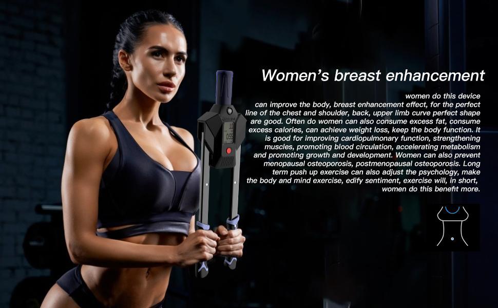 Women's breast enhancement