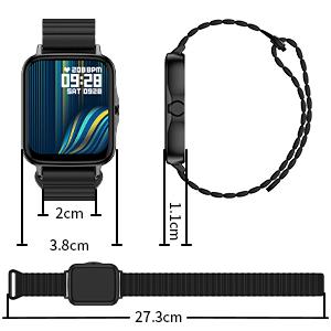 Smart Watch Size