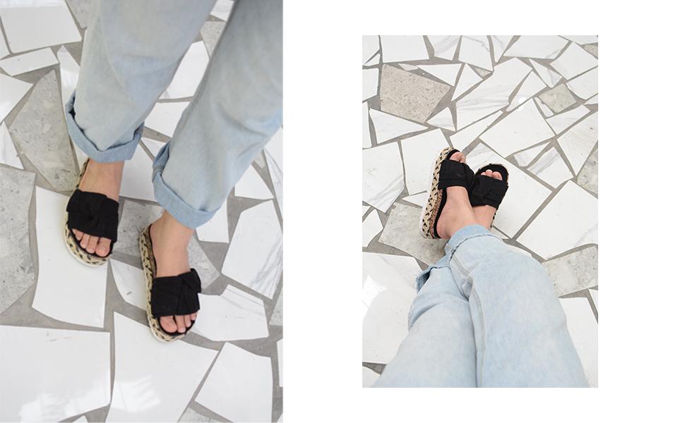 womens espadrille platform sandals